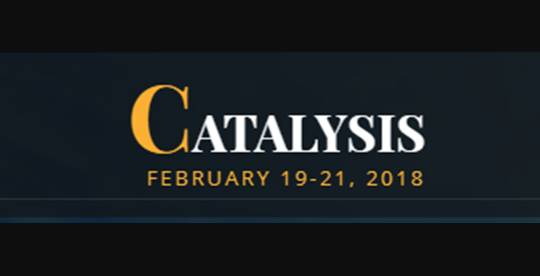 15th international catalyst congress